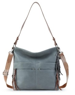 The Sak Ashland Leather Bucket Hobo