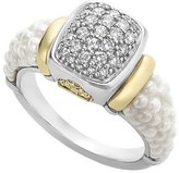 Lagos 'Caviar' Diamond Ring