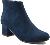 City Classified Blue Mayday Bootie