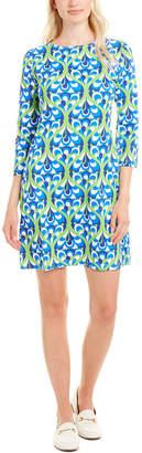 Melly M Cayman Tally Sheath Dress