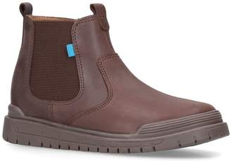 Start Rite Leather Boost Boots