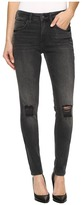 Mavi Jeans Alissa High-Rise Skinny in Mid Grey Retro