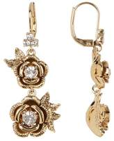 Marchesa Floral Drop Earrings
