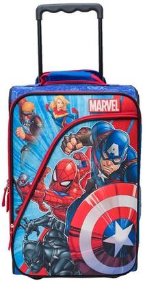Marvel Avenger Kid' Carry On uitcae - Red/Blue/White