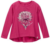 Lucky Brand Lotus Dreams Graphic Tee (Toddler Girls)