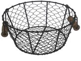 SONOMA Goods for LifeTM Handle Chicken Wire Decorative Bowl