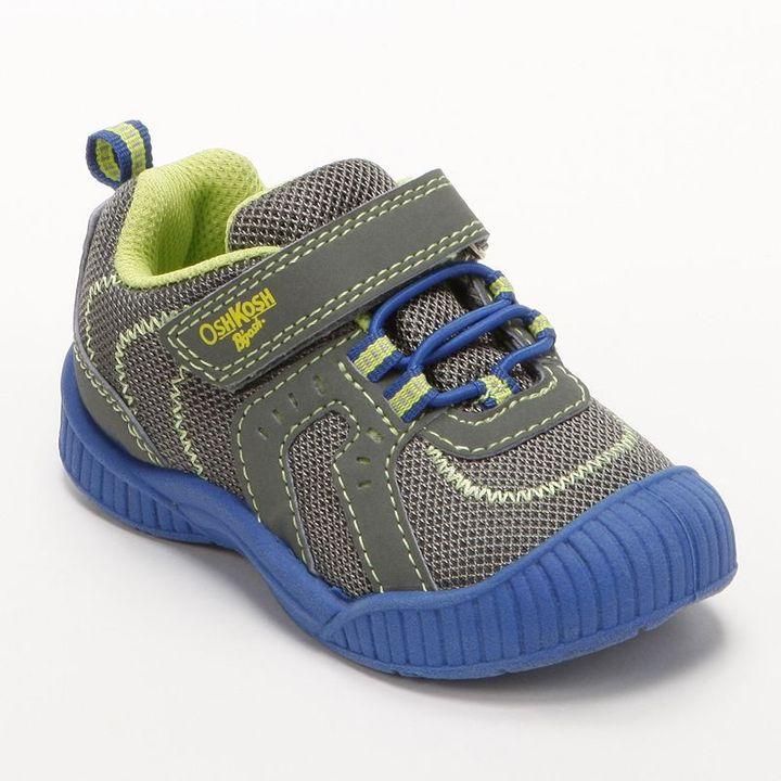 Osh Kosh onyx athletic shoes - toddler boys