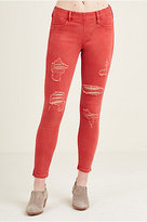 True Religion Runway Crop Womens Legging