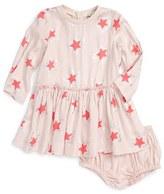 Stella McCartney Infant Girl's 'Cosmic Star' Drop Waist Dress