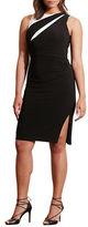 Colorblock Dress Plus Shopstyle