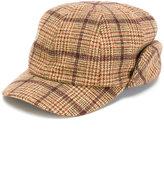Gosha Rubchinskiy checked hat