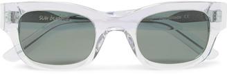 Sun Buddies Lubna Square-Frame Acetate Sunglasses