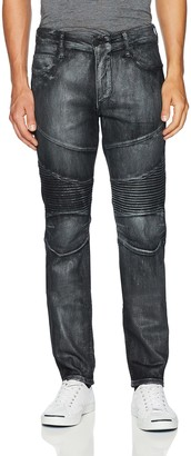True Religion Men's Rocco Classic Moto Jean2