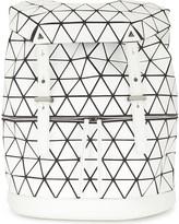Bao Bao Issey Miyake Drum matte backpack