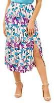 Fenn Wright Manson Petite Violette Skirt, Purple