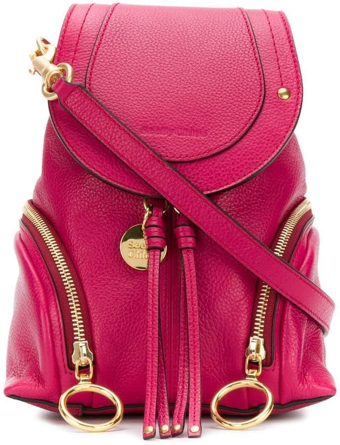 See by Chloe small Olga backpack