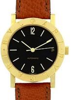 Bulgari Classic 18K Yellow Gold Strap Watch