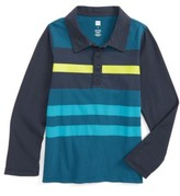 Tea Collection Toddler Boy's Speirs Wharf Polo