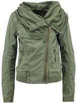Khujo JEWEL Summer jacket olive