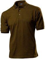 Hanes Mens Top-T Plain Polo Shirt (XL)