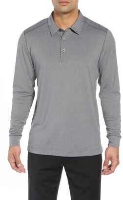 Cutter & Buck Matthew DryTec Long Sleeve Polo
