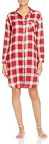 Scotch & Soda Plaid Shirt Dress