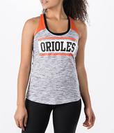 New Era Women's Baltimore Orioles MLB Space Dye Tank