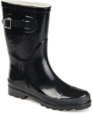 Journee Collection Women's Seattle Rain Boot Women's Shoes