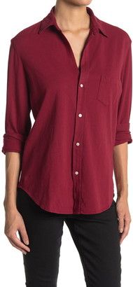 Frank And Eileen Eileen Fit Solid Knit Shirt