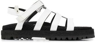 Premiata open toe 40mm sandals