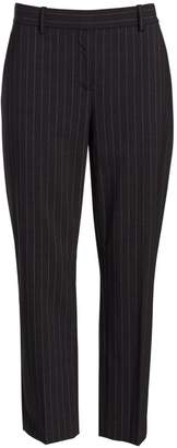 Theory Treeca2 Pinstripe Suit Pants