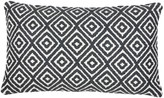 Ash Ondine Iris Grey Diamond Cushion
