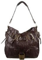R & Y Augousti R&Y Augousti Snakeskin Shoulder Bag