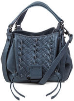 Kooba Jonnie Mini Woven Crossbody Bag