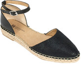 White Mountain Women's Cave In Flatform Espadrille