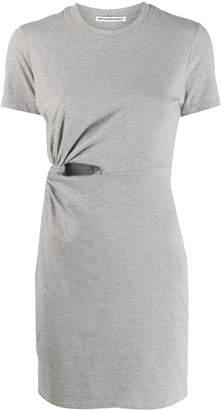Alexander Wang Compact jersey dress