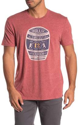 Lucky Brand Ol'Grizzly Short Sleeve T-Shirt