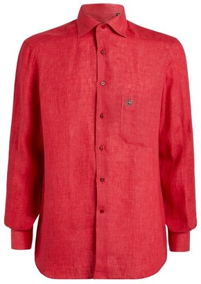 Stefano Ricci Linen Shirt