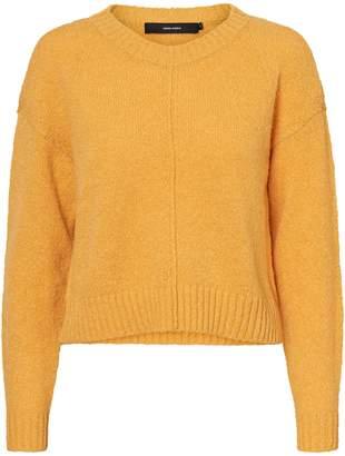 Vero Moda Nandi Long-Sleeve Cropped Sweater