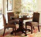 Pottery Barn Tivoli Fixed Pedestal Dining Table
