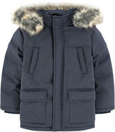 Armani Junior Parka with down and feather padding