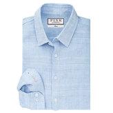 Thomas Pink Sutton Texture Classic Fit Button Cuff Shirt