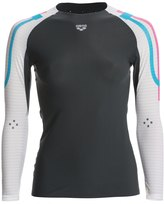 Arena Women's Carbon Compression Long Sleeve 8132713