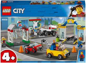 Lego City Town: Garage Center (60232)