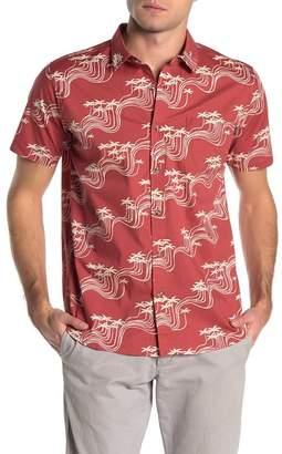 Rip Curl Ballena Short Sleeve Regular Fit Shirt