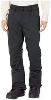 Billabong Outsider Snow Pants (Black) Men's Outerwear