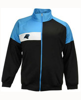 Majestic Men's Carolina Panthers Court Track Jacket
