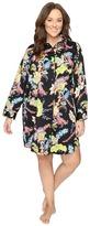 Lauren Ralph Lauren Plus Size Sateen Printed Sleepshirt