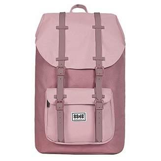 Unisex Outdoor Backpack for Travel Hiking Work Laptop Rucksack Waterproof Daypack 20L