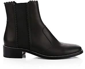 See by Chloe Women's Maddie Leather Chelsea Boots